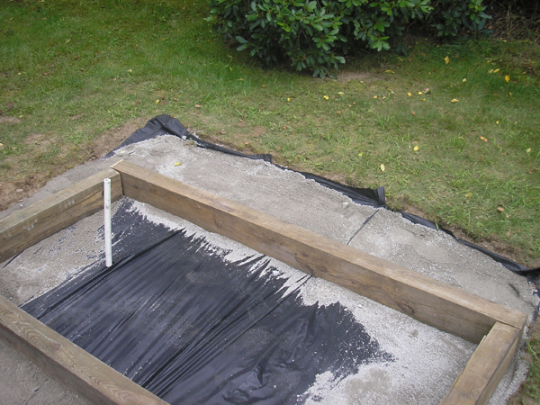 How To Build A Horseshoe Pit In Your Backyard 28 Images